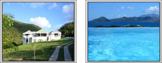 Nevis Villa Rental - Sans Souci Villa
