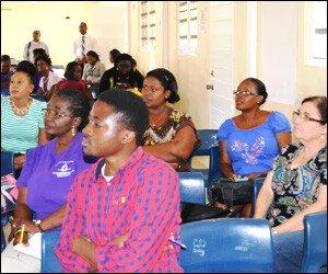 School Crime Prevention Workshop