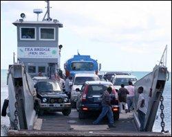Sea Bridge 2 Ferry In Nevis