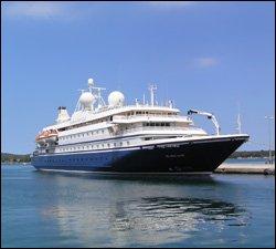 The Luxury Cruise Yacht - Sea Dream II