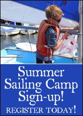 Sea Escape Summer Sailing Program