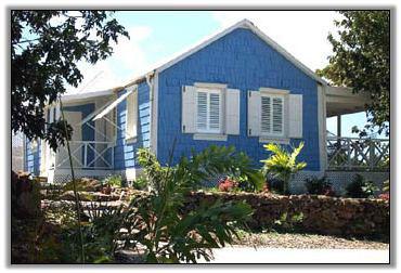 Seahorse Cottage - Nevis, West Indies