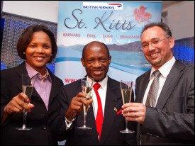 Second British Airways Flight Celebration
