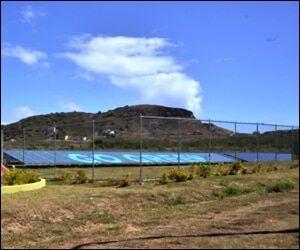 Second Solar Farm In St. Kitts