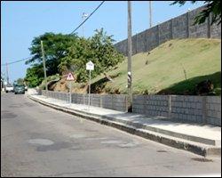 Section Of Verchilds Walkway