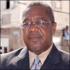 Senator Vincent Byron Jr.