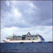 Serenade of The Seas In St. Kitts