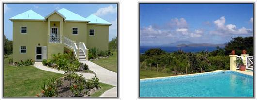 Nevis Villa Rental - Serendipity