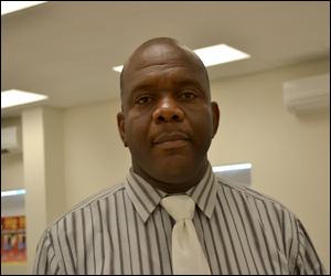 Sergeant Joel Caines - Nevis Police