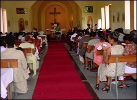 Thanksgiving Service In Honor Of Labour Party