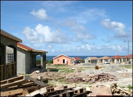 Nevis Government Provides 142 Homes For Nevisians