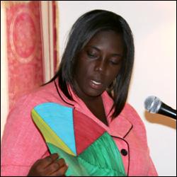 Nevis School Counsellors Alliance Representative - Shobaina Clarke-Prince