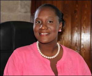 Nevis Youth Dept. Officer - Shoya Lawrence
