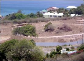 Silver Reef Resort - St. Kitts - Building Site