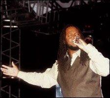 Singer Duane Stephenson