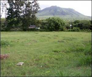 Site For New Nevis Green House