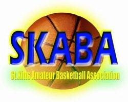 St. Kitts Amateur Basketball Association Logo