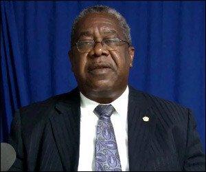 Attorney General - Sir Edmund Lawrence