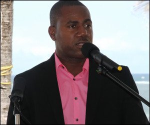 Deputy Prime Minister - Shawn Richards
