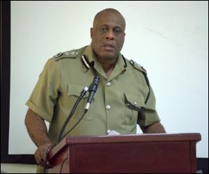 Deputy Police Commissioner - Stafford Liburd