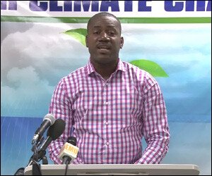 Environment Minister - Shawn Richards
