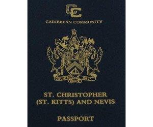 Buy A Passport For St. Kitts - Nevis