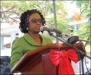 Social Security Director - Mrs. Sephlin Lawrence