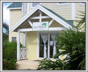 Spa Nevis Building