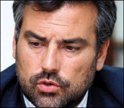 Spain's Ambassador - Mr. Jesus Silva