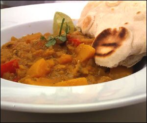 Caribbean Squash & Plantain Curry Recipe