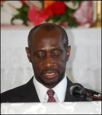 Minister Of Education - Sam Condor