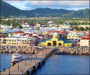 Port Zante - St. Kitts - Nevis