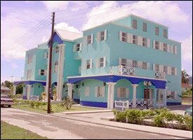 St. Kitts - Credit Uinon Offices