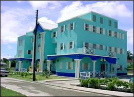 Newly Built St. Kitts Cooperative Credit Union