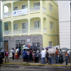 St. Kitts - Nevis Electoral Offices