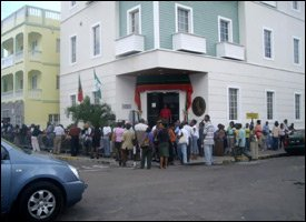 St. Kitts Electoral Offices