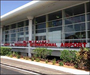 Robert L. Bradshaw Airport - St. Kitts
