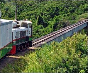 St. Kitts Narrow Gauge Railway