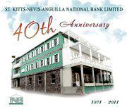 St. Kitts-Nevis-Anguilla National Bank Turns 40