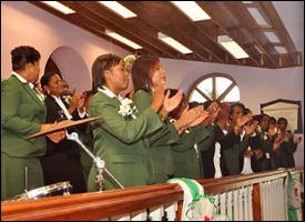 St. Kitts-Nevis-Anguilla National Bank Choir