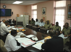 St. Kitts - Nevis National Defence Council