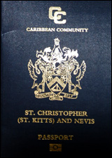 St. Kitts - Nevis' New E-Passport