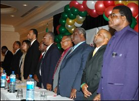 St. Kitts - Nevis Electoral Reform Committee