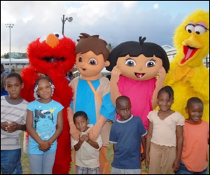 St. Kitts – Nevis Fun Day Promotes Family And Love