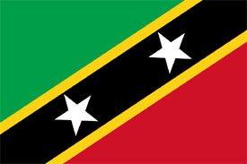 St. Kitts - Nevis Flag
