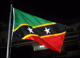 St. Kitts - Nevis - National Flag