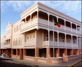 St. Kitts - Nevis Government Headquarters