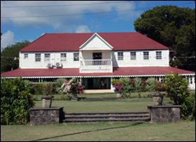 St. Kitts - Nevis Government House
