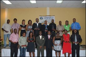 St. Kitts - Nevis Independence Youth Awards