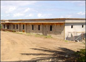 Juvenile Center Under Construction